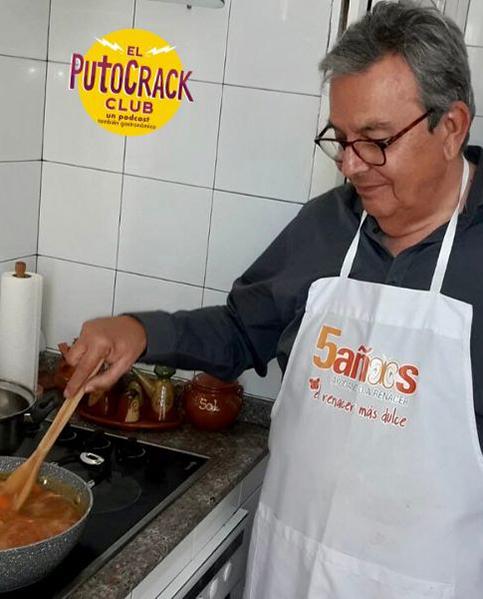 carlos alvarez-dardet putocrack club podcast gastronomico bernd h. knöller restaurante riff valencia michelin chef