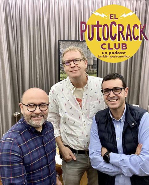 ricard camarena putocrack club podcast gastronomico bernd h. knöller restaurante riff valencia michelin chef
