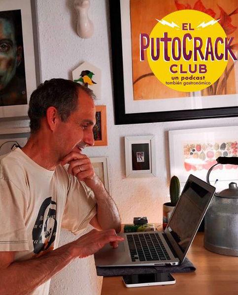 jesus trelis historias con delantal putocrack club podcast gastronomico bernd h. knöller restaurante riff valencia michelin chef
