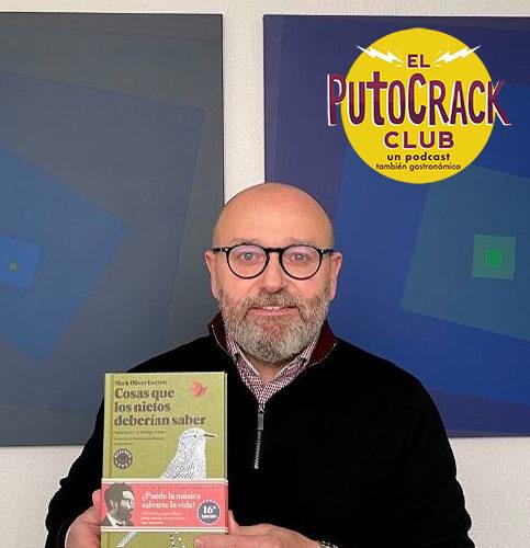 paco cremades la fabrica del radio putocrack club podcast gastronomico bernd h. knöller restaurante riff valencia michelin chef