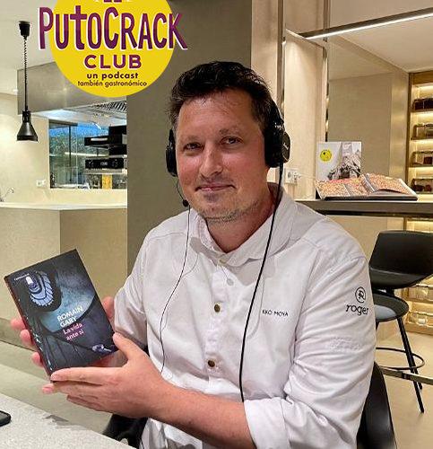 kiko moya la escaleta cocentaina putocrack club podcast gastronomico bernd h. knöller restaurante riff valencia michelin chef